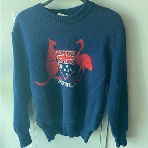 Vintage Australia sweater